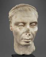 Marble Head of King