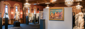 Mnemosyne: de Chirico & Antiquity in Gstaad