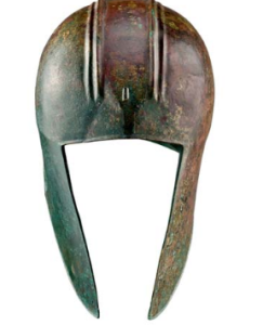 Helmet of the Illyrian Type