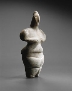 Phoenix Ancient Art: Aegean Steatopygous Female Idol